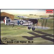 Roden 425 - Modellino di caccia Bristol F.2B