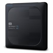 Western Digital My Passport Wireless Pro - HDD extern, 1TB, Negru