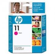 Cartus cu cerneala original expirat HP 11 Magenta HP Business InkJet / 1000 / 1100D / 1200 / 2200 / 2300 / 2600 / 2800 / Color InkJet CP1700 DesingJet 70 / 100 / 110 / 100plus / 110plus OfficeJet 9110 / 9120 / 9130 OfficeJet Pro K850 C4837AE