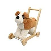 Torro 3199900271-walker, Berni Toddler Baby St Bernard with Music
