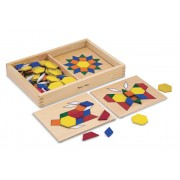 Pattern Blocks & Boards by Melissa & Doug