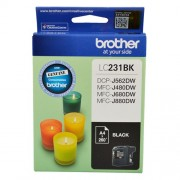 Brother LC-231BK Black Ink Cartridge