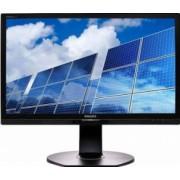 Monitor LED 23.8 Philips 241B6QPYEB Full HD 5ms GTG Negru