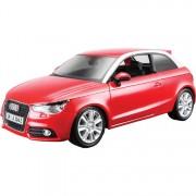 Audi A1 1:24 rood