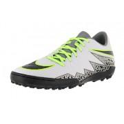 Nike Hypervenom Phelon ii tf, Botas de Fútbol Para Hombre, Plateado (Plateado (Pure Platinum/Black-Ghost Green))