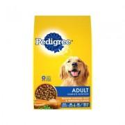 Pedigree Adult Complete Nutrition Roasted Chicken, Rice & Vegetable Flavor Dry Dog Food, 3.5-lb bag