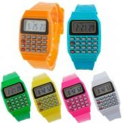 Reloj Calculadora de colores