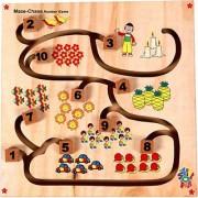 Skillofun Maze Chase-Number Game