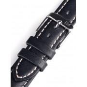 Morellato A01U3821712019CR18 schwarzes Uhrenarmband 18mm