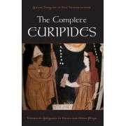 The Complete Euripides: Electra and Other Plays Volume II by Peter Burian