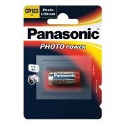 Baterija Panasonic CR123 3V