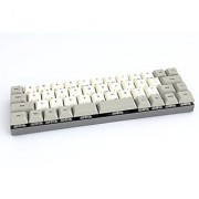 Vortex Core 40% - Dark Grey CNC Case - PBT DSA Keycaps - Cherry Mx-Clear [CNC Aluminium Casing]