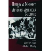History and Memory in African-American Culture by Genevieve Fabre