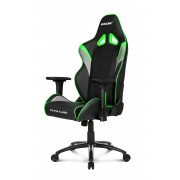 AKRacing Overture Gaming Chair Black/Green AK-OVERTURE-GN