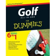 Golf All-In-One for Dummies by Consumer Dummies
