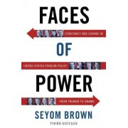 Faces of Power by Seyom Brown