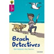Oxford Reading Tree All Stars: Oxford Level 10: Beach Detectives by Elen Caldecott