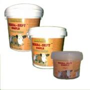 Adjuvant plagi, infectii piele, HERBA SEPT SIMPLU, unguent, 3 Kg