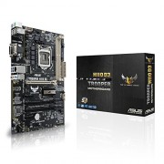 Asus TROOPER H110 D3 Processore Intel H110 S 1151 DDR3L, DDR3, USB 3,0 Scheda madre ATX
