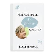 Moederdag receptenboekje - A4 - Hardcover