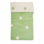 Paturica bebelusi Bumbac Buline 75x100