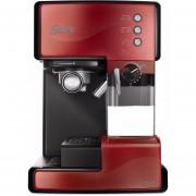 Cafetera Express Oster Prima Latte 6601 - Rojo