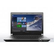 "Notebook Lenovo Ideapad 14"" 80LF004MHV, ecran mat, Black + Windows 10"
