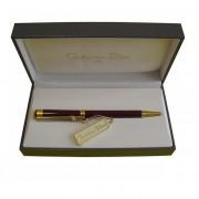 Bolígrafo Christian Dior oro [3722]