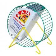 PENN PLAX SAM Kolotoč kovový barevný 18cm