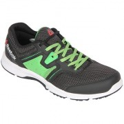 Men CARTHAGE RUN Black Running Shoes