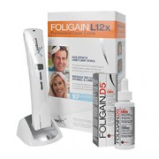 FOLIGAIN.L12x PROFESSIONAL LASER COMB Limited Time Offer Receive FOLIGAIN.D5 For Free!