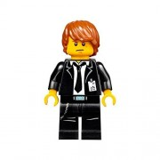 Lego Agent Max Burns Ultra Agents Minifigure