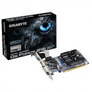Gigabyte 210 DDR3-1GB DVI/D-SUB/HDMI LP Graphics Cards GV-N210D3-1GI REV6.0
