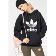 NU 20% KORTING: adidas Originals capuchonsweatshirt »TREFOIL HOODIE«