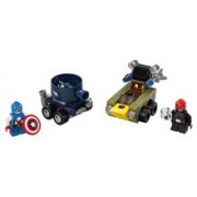 Legoâ® Marvel Super Heroes Mighty Micros: Captain America Contra Red Skull