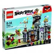LEGO Angry Birds Castillo del rey cerdo - juegos de construcción (Película, Cualquier género, Multi)