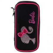 Barbie 23928 - Caja de lápices compacta, sin contenido