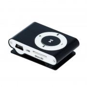 Mini Leitor MP3 Setty com Auscultadores - Preto