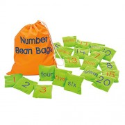 Educational Insights Number Bean Bags