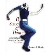 A Sense of Dance - 2nd Edition by Constance Schrader