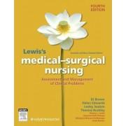 Lewis's Medical-Surgical Nursing by Diane Brown