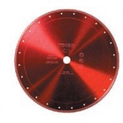 Disc diamantat pentru produse de piatră fina / ceramica - Ø 350 - PT -