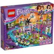 Конструктор Лего Френдс - Скоростно влакче в увеселителния парк - LEGO Friends, 41130