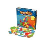Legpuzzel - Geopuzzle Europa | Ecotoys