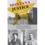 Montana Justice by Keith Edgerton