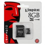 Micro SD Class 10 Kingston 8GB