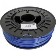 3D nyomtató szál German RepRap 100350 ABS műanyag 3 mm Kék 750 g (1339426)