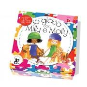 EDT-QEQ CreativaMente, Gioco in Scatola, Questo e Quello - Milly e Molly, Le Avventure di Milly e Molly Diventano un Gioco