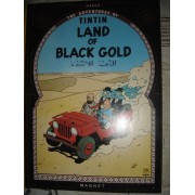 The Adventures Of Tintin - Land Of Black Gold