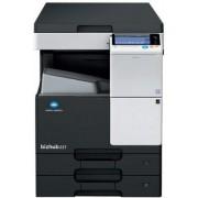 Multifunctional alb-negru Konica Minolta BizHub 227, A3, Duplex, ADF, Retea, HDD 250GB inclus